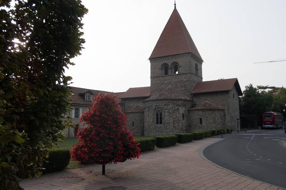 église St.-Sulpice 2016 lors de la sortie de 2016