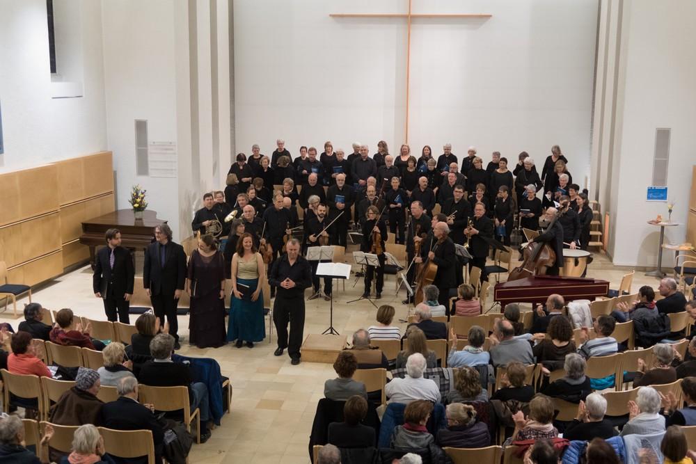 Concert avec Aprège Tramelan 11.11.17