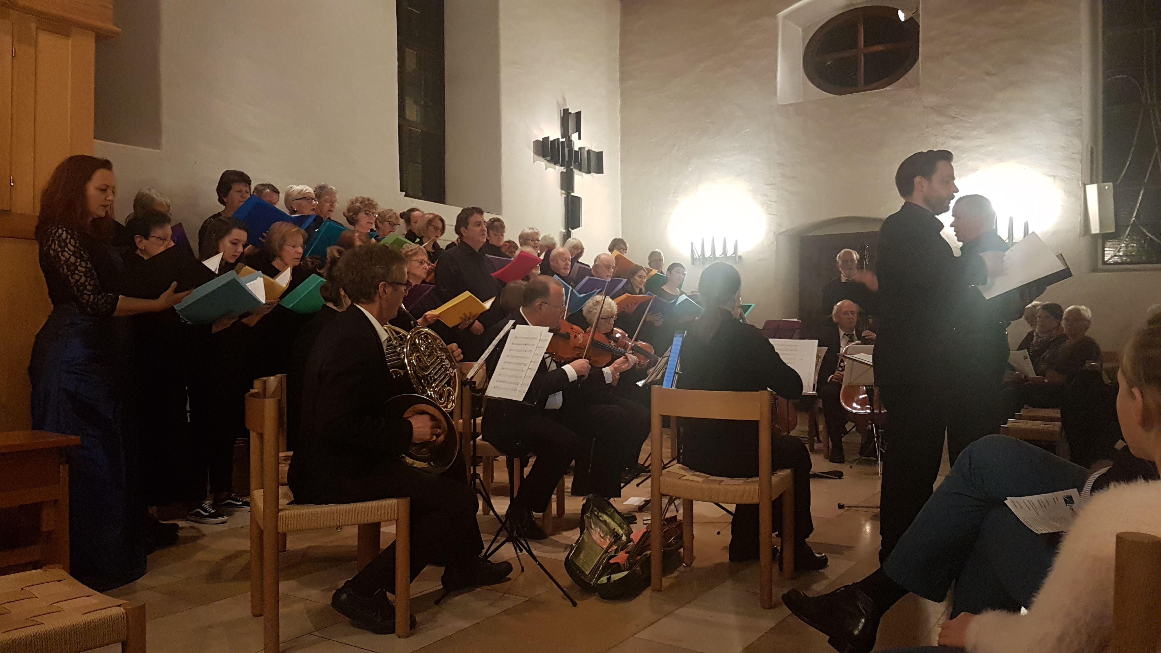 concert novembre 2018 à Bévilard